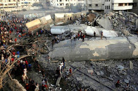 Gaza verso la tragedia, alle origini di ciò che sta accadendo <br>(prima parte)