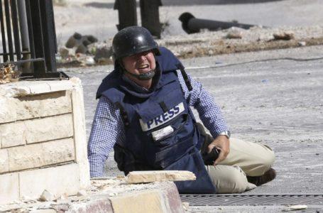 Troppi giornalisti-bersaglio accusa Reporter senza frontiere