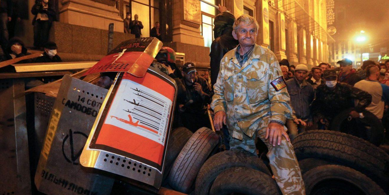 Kiev, pogrom neonazi contro i rom
