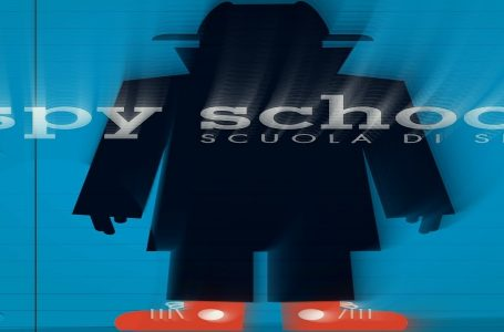 Scuola Europea per spie, e pare non sia uno scherzo