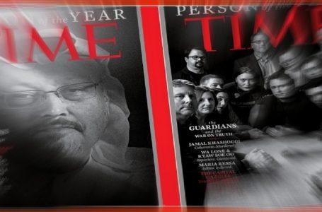 «Giornalisti in pericolo», per Time 'Persone dell'anno 2018'