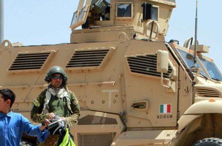 Italia Afghanistan, ritiro commedia, ministri pasticci
