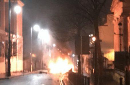 Londonderry, Irlanda del Nord, bomba di memorie terribili