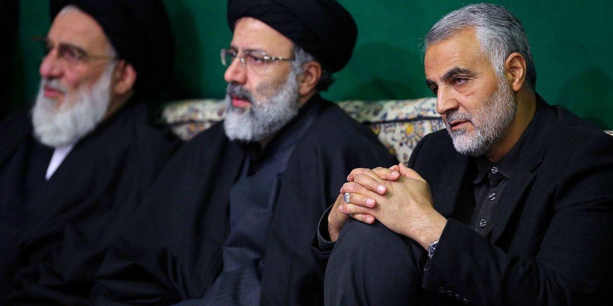 Risultati immagini per immagine del generale iraniano soleiman ucciso