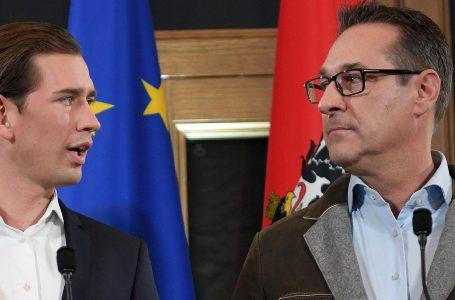 Austria crisi di governo, ultra destra e Russiagate da poveracci