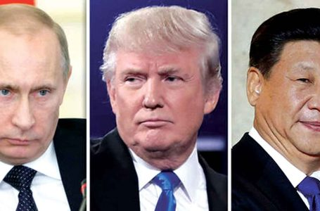 Da Trump a Xi attorno a Putin per una pezza su Iran, Venezuela, dazi