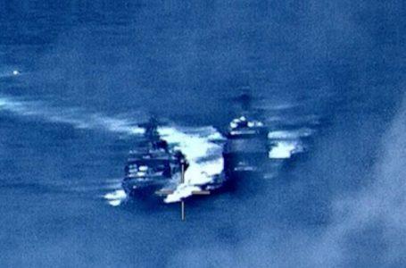 «Spinte egoistiche Usa illimitate», Putin vs Trump e le navi si sfiorano
