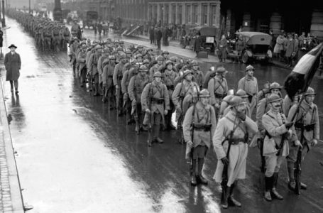 Versailles 100, nazional-sovranismi, egoismi e nuove guerre certe