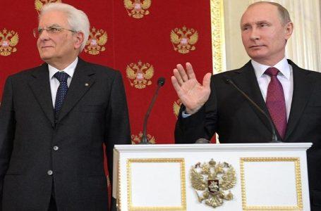 Putin all'Italia sulla Libia, chi ha rotto (la Nato), paghi