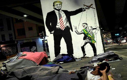 """alt=""""Stati Uniti e Brasile, destra politica, armi e affari di famiglia"""""""