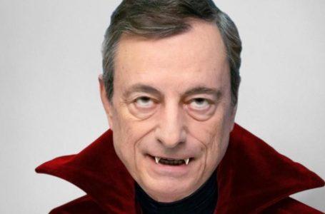 'Draghi Dracula' letto alla tedesca, tra rigore e ottusità