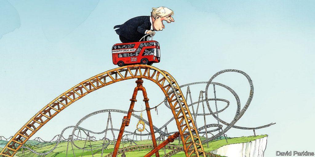 Il Parlamento chiude, ma prima dà il suo secondo no a elezioni anticipate che cercava Boris Johnson sperando di forzare su una Brexit senza accordo. Caos istituzionale. Lo speaker Bercow annuncia le sue dimissioni dal 31 ottobre. O BoJo cede o se ne deve andare.