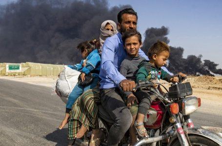 Siria, la grande spartizione, i curdi, Putin garante e Trump zero