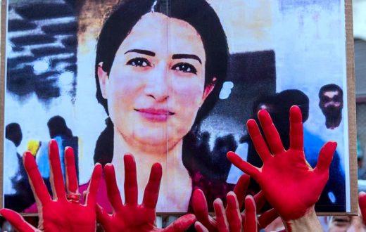"alt=""Hevrin Khalaf la vigliacca guerra sul corpo delle donne"""