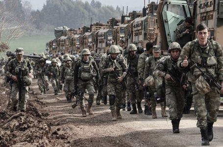 Attacco turco a est dell'Eufrate contro i curdi di Siria