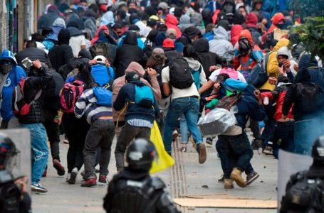 Colombia, proteste popolari, repressioni violente e anti nativi