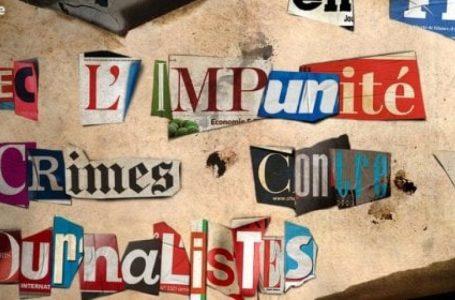Ammazza il giornalista impiccione, 1109 assassinii, 9 su 10 impuniti