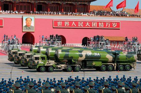 La Cina anche potenza militare