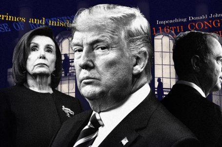 Trump sotto accusa entra nella storia ma non come sperava lui