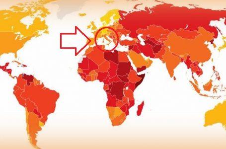 Percezione della Corruzione 2019: l'Italia sale al 51° posto nel mondo
