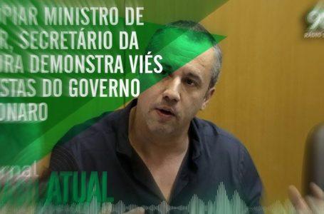 Il ministro copia Goebbels e persino Bolsonaro è costretto a cacciarlo