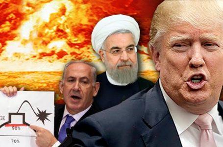 Quasi guerra con l'Iran, ½ mondo a catafascio e la partita elettorale Usa