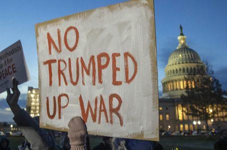 Meno poteri di guerra a Trump, rissa Congresso-Casa Bianca