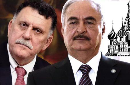 Libia, dopo le passeggiate romane Sarraj e Haftar da Putin a Mosca