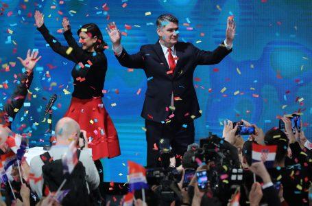 Croazia un po' a sinistra, Milanovic Presidente, Macedonia Nord al voto