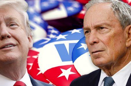 I miliardi non fanno un Presidente ma dopo Trump insegue Bloomberg