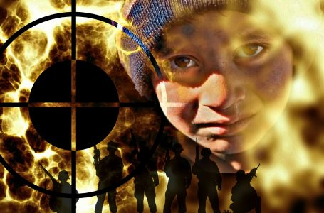 Eserciti di bambini-soldato orrore nel mondo