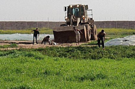 Vittima palestinese rimossa col bulldozer israeliano riaccende Gaza
