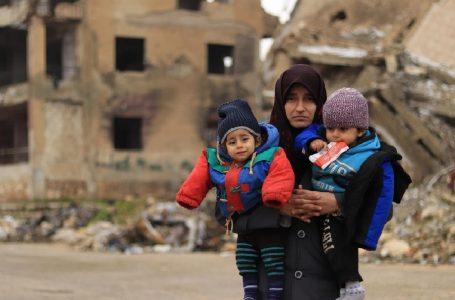 Siria, la globalizzazione dell'indifferenza