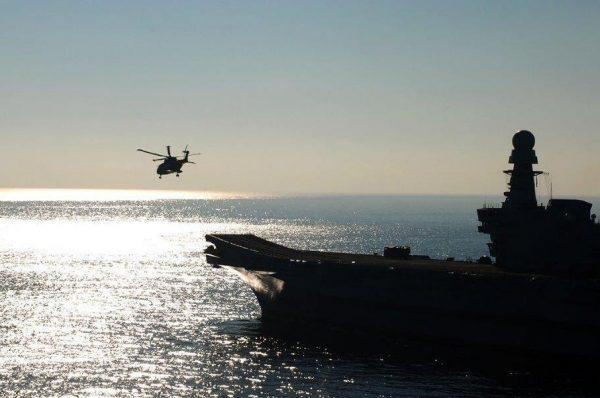 Al via la finzione europea di embargo armi alla Libia