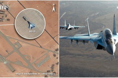 Libia, gli Stati Uniti scoprono che è arrivata anche la Russia