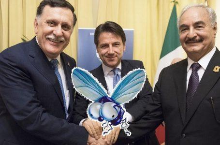 In Libia, Turchia e Russia a mano armata e Italia 'mosca cocchiera'?