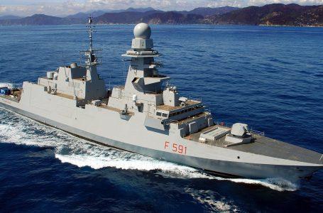 L'Italia annulla la partecipazione alla missione navale europea nel Golfo persico