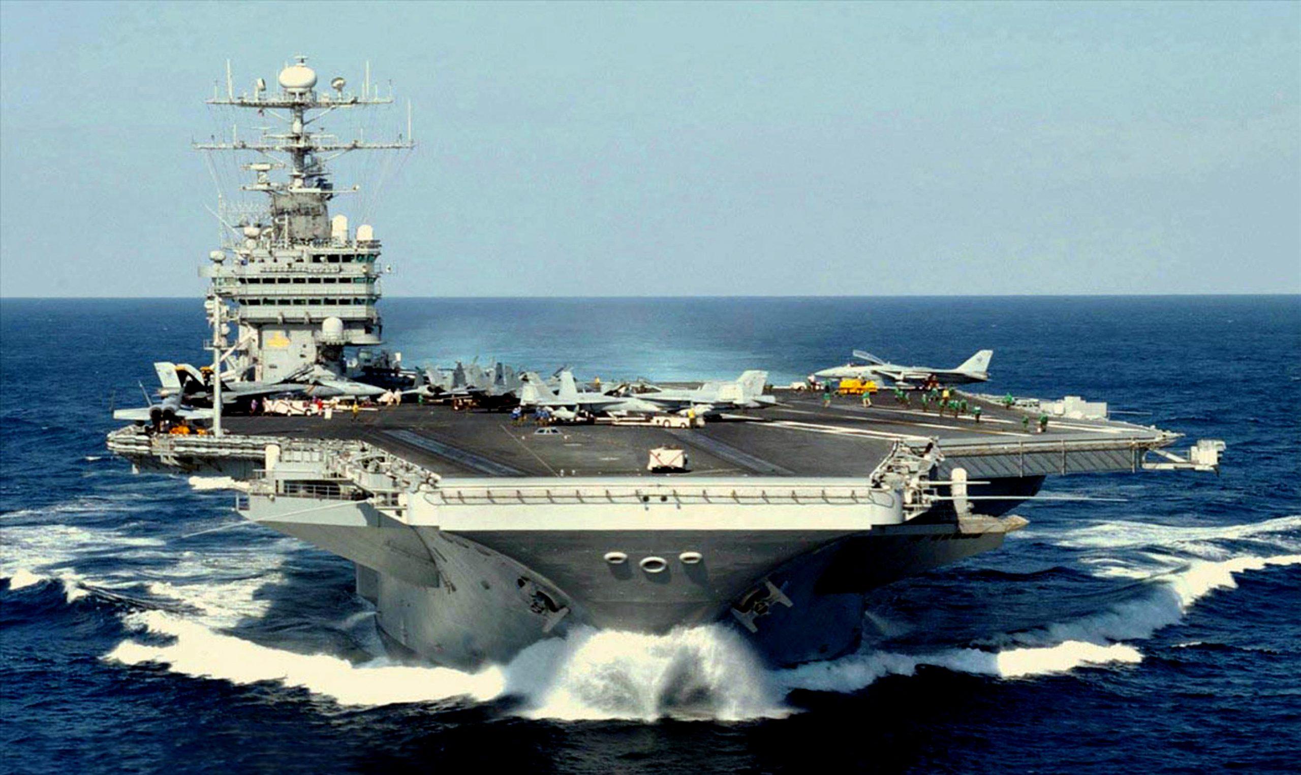 Il marasma Covid che ha quasi affondato l'Us Navy nel Pacifico