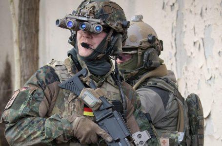 Forze speciali tedesche un po' neonazi e l'arsenale scomparso