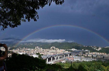 Il nuovo ponte di Genova-Riscatto e memoria-«Ma se ghe penso alôa mi veddo o mâ»