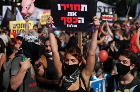 Gerusalemme: protesta contro Netanyahu, incidenti ed arresti – VIDEO