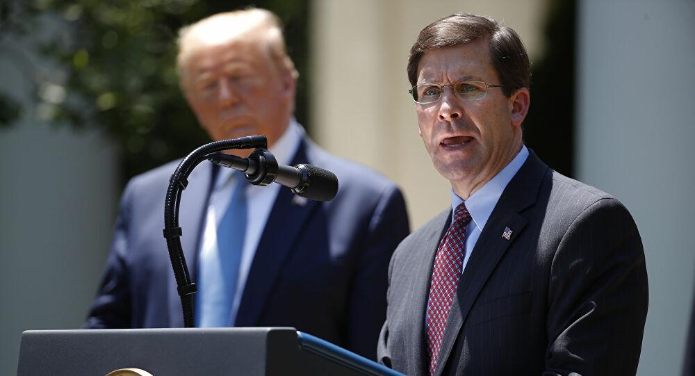 Segretario difesa Usa