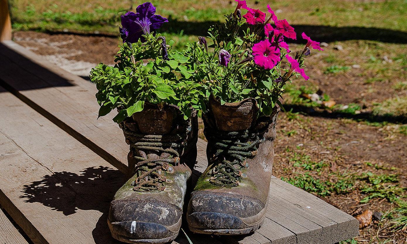 Le scarpe della libertà