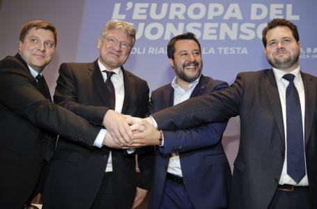 Eurosovranisti in rotta-Recovery plan Lega e Draghi-Ppe chi entra e chi esce