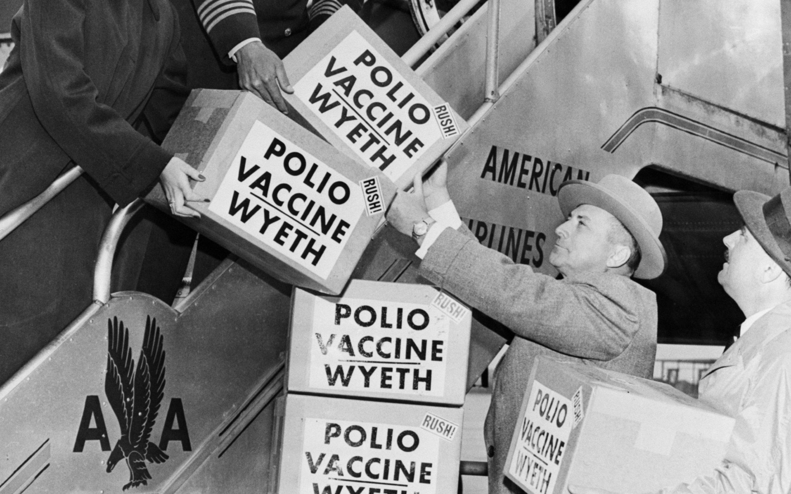 Salk, Sabin e i vaccini prima di Big Pharma