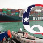QAnon, complottismo e imbecillità: il cargo bloccato a Suez, Hillary Clinton e Satana