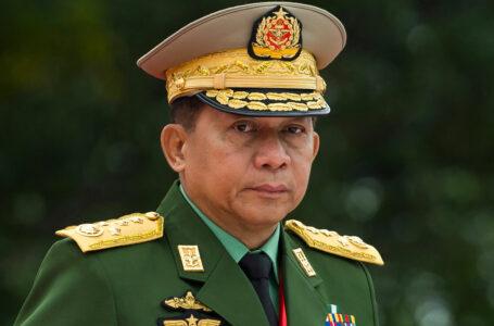 Ritratto di assassino. Myanmar, golpisti crudeli militari senza onore