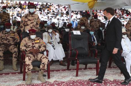 Ciad golpe dinastico, Macron ai funerali di Déby, la Libia molto vicina