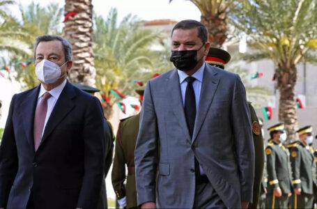 Draghi in Libia. Il gas buono e «atlantista» e quello cattivo