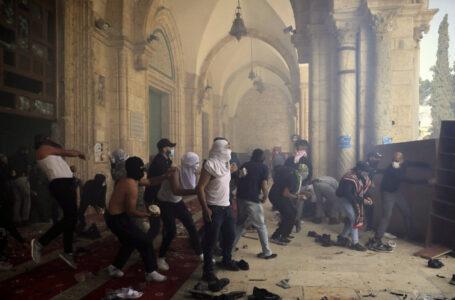 Spianata delle moschee violata, razzi su Gerusalemme, bombe su Gaza, 20 palestinesi uccisi
